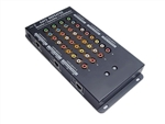 Calrad 40-6930<br>CAT5e COMPONENT/COMPOSITE VIDEO/DIGITAL/STEREO AUDIO RECEIVER/REPEATER