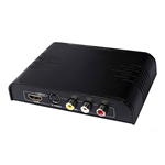 Calrad 40-720PHD<br>Composite Video/S-Video to HDMI Converter
