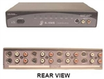 Calrad 40-810 SVHS Audio/Video Distribution Amplifier