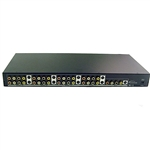 Calrad 40-930M 1X8 S-Video Distribution Amplifier