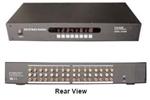 Calrad 40-948M 8 X 8 Audio/Video Composite Matrix Switcher