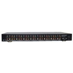 Calrad 40-964M 4x4 HDTV MATRIX SWITCHER with RS232