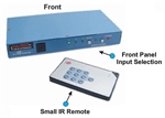 Calrad 40-992 HDMI Switcher w/ Remote