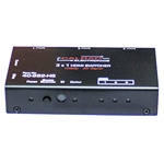Calrad 40-992-HS HDMI Switcher, 3 x 1 with IR and Manual Switch