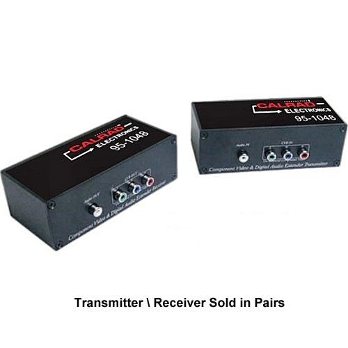 Calrad 40-CVO1A Component+Digital Audio Balun over Cat5