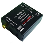 Calrad 40-DCT-2 2 Way Digital Audio Converter, Repeater