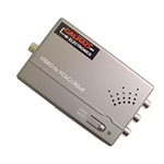 Calrad 40-VSRGB<br>SVHS/ COMPOSITE VIDEO TO COMPONENT VIDEO CONVERTER/ SCALER
