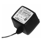 Calrad 45-776 110VAC-9VAC 1 Amp Non-Regulated Power Supply w/ 2.1mm Plug
