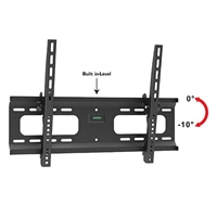 "47-116 Calrad Electronics | Tilting Wall Mount for LED LCD Plasma TVs, Fits 37"" - 70"" Displays"