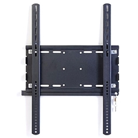 "47-300 Calrad Electronics | Fixed TV Wall Mount for Vertical Mounting of Displays, Digital Signage, 37"" - 70"""