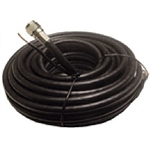 Calrad Electronics 55-650-25 RG-6 Coax & Messenger Cable 25 ft.