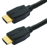 55-668-PR-3 Calrad 4K Ultra HD HDMI Cable, Premium, Type A Male to Type A Male - 3ft.
