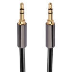 Calrad Electronics 55-897HG-3 High Grade 3-ft 3.5mm Stereo Male to Male Cable Integrator Series