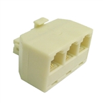 "Calrad 70-539 3-Way ""T"" Adapter"
