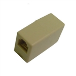 Calrad 70-532 8 Conductor RJ-45 Coupler for Voice