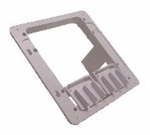 Calrad 70-557-P Double Gang Low Volt Plastic Mount Bracket