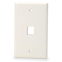 Calrad Electronics 72-230-1-Color 1 Cavity Keystone Plate