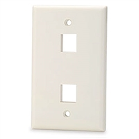 Calrad Electronics 72-230-2-Color 2 Cavity Keystone Plate