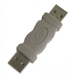 72-252 Calrad Electronics USB Adapter Male to Male Type A