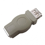Calrad 72-256 Type 'A' Female to Type ?B? Female USB Adapter