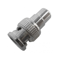75-547-10 Calrad Electronics BNC Male to RCA Female RF Adapter, 10 Pack