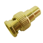 Calrad Electronics 75-547G Gold BNC Male to RCA Female Adapter