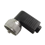 Calrad Electronics 75-558 Right Angle UHF Male Connector for Coax Cable