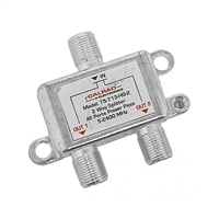 2-Way Digital Splitter, 2.4GHz | 75-713-HG-2 Calrad Electronics