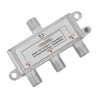 3 Way Digital Splitter, 2.4GHz | 75-713-HG-3 Calrad Electronics