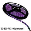 Calrad 92-300-(Select LED Color)-300 300 1-Chip LED 5-Meter Light Strip on reel - Select Color