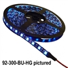 Calrad 92-300-(Select LED Color)-HG 300 3-Chip LED High Grade 5-Meter Light Strip on reel - Select Color