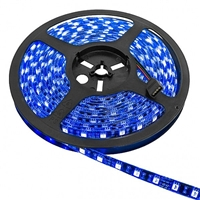 Calrad Electronics 92-301-RGB-100 Multi-Color LED Light Strip Roll, 300 3-Chip LEDs 100ft. long