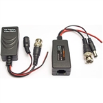 Calrad 95-1052 HD Video, Power and Data/ Audio Passive Video Balun