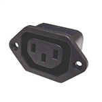 Calrad 95-771 Chassis Mount AC Female Socket