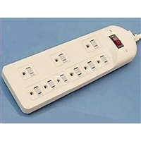 Calrad Electronics 95-786 9 Outlet Modem/FAX Surge Protector