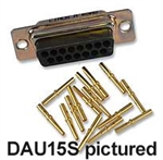 Cinch DCU37S D-Sub Connector