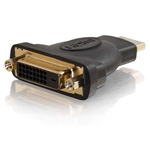 40745 Velocity DVI-D Female to HDMI Male Inline Adapter