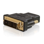 40746 Velocity DVI-D Male to HDMI Female Inline Adapter