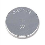 CR2032 3V Lithium Coin Cells (COMP-32)