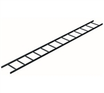 "Middle Atlantic CLB-10-12 Cable Ladder, 10 ft., 12""W"
