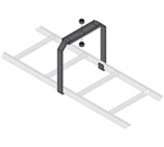 "Middle Atlantic CLB-CSB Ladder Center Support Bracket, 12""W"