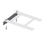 "Middle Atlantic CLH-WRS Middle Atlantic Ladder Wall Support Bracket, 12""W"
