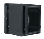 Middle Atlantic DWR-10-17PD Wall Cabinet, Rear Access