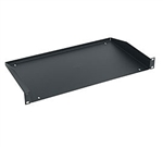 "Middle Atlantic U1 Utility Rackshelf, 1 RU, 10.75""D"