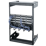 Middle Atlantic WM-15-18 Middle Atlantic Vertical Wall Mount Rack