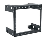 Middle Atlantic WM-8-12 Relay Rack, Wall Mount, RU8