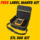 Free Dymo XTL 500 Printer Kit Promotional