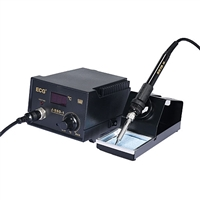 ECG Digital Soldering Station 75 Watt ESD Safe Industrial J-SSD-1