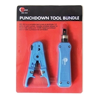 Eclipse Tools 902-353 Punchdown Tool Bundle