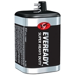Eveready Energizer 1209 Lantern Battery 6 Volt